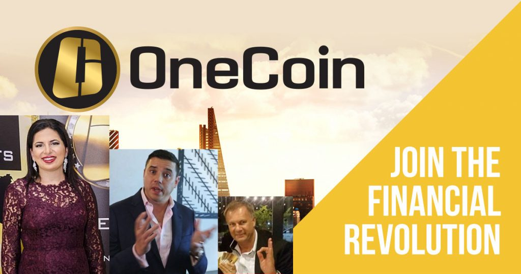 Onecoin and the founders