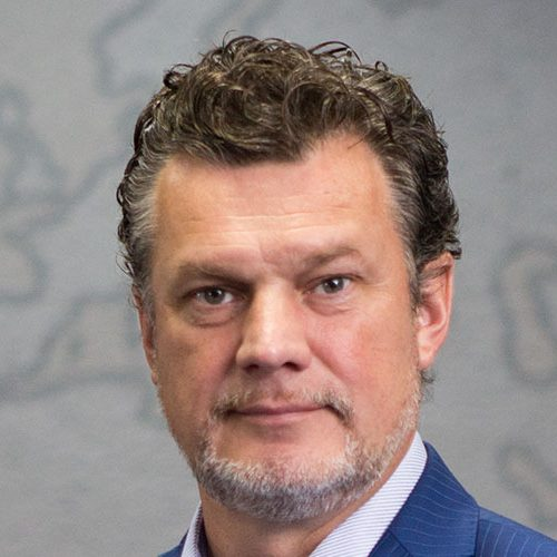 Andrey Fedorovich Khovratov, CEO Skyway and NEEW